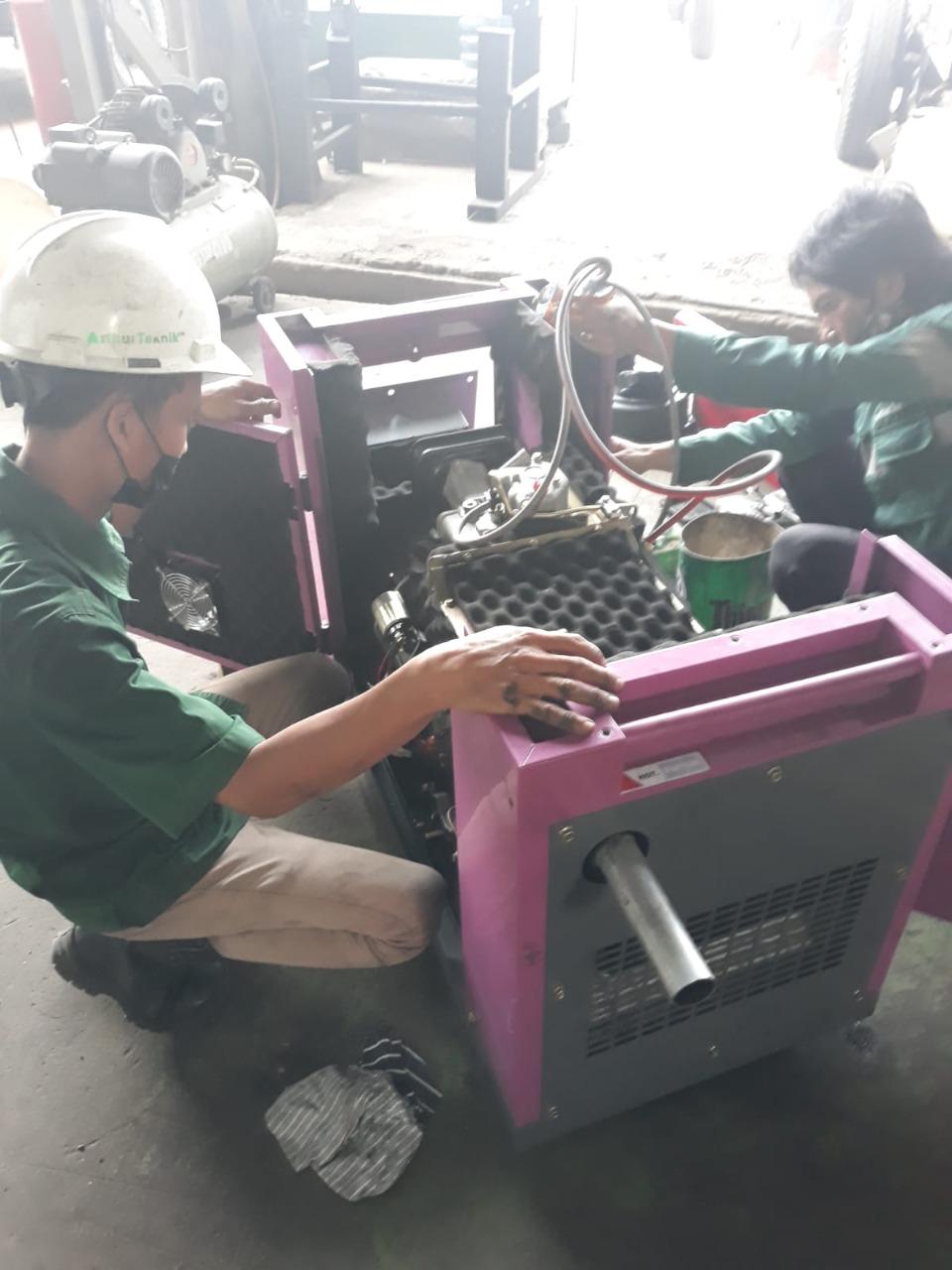 Jasa Service Genset Pantai Indah Kapuk (PIK)